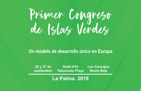 Primer Congreso de Islas Verdes